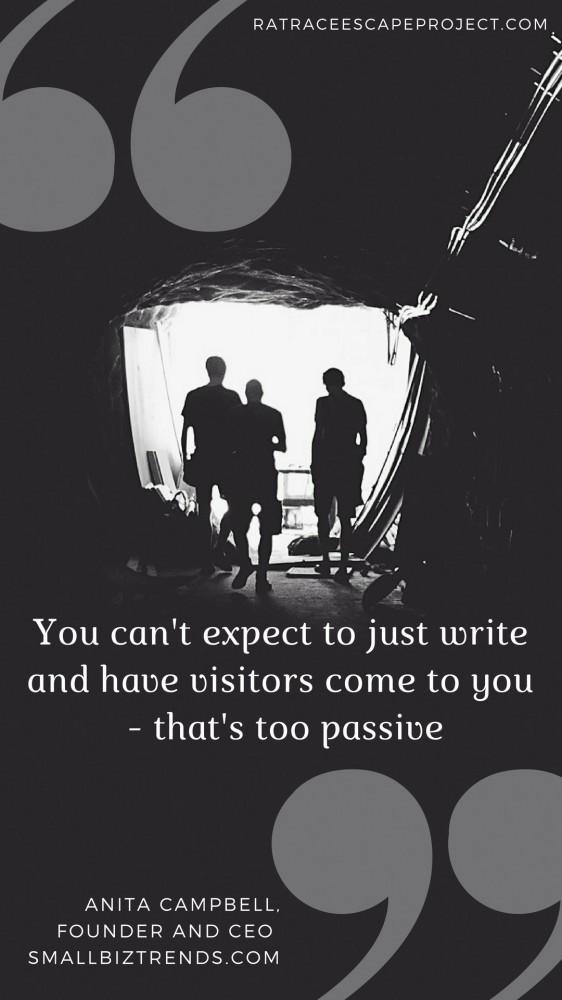 Too Passive