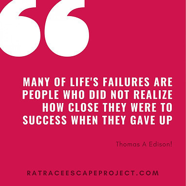 Many of Life's Failures Quote