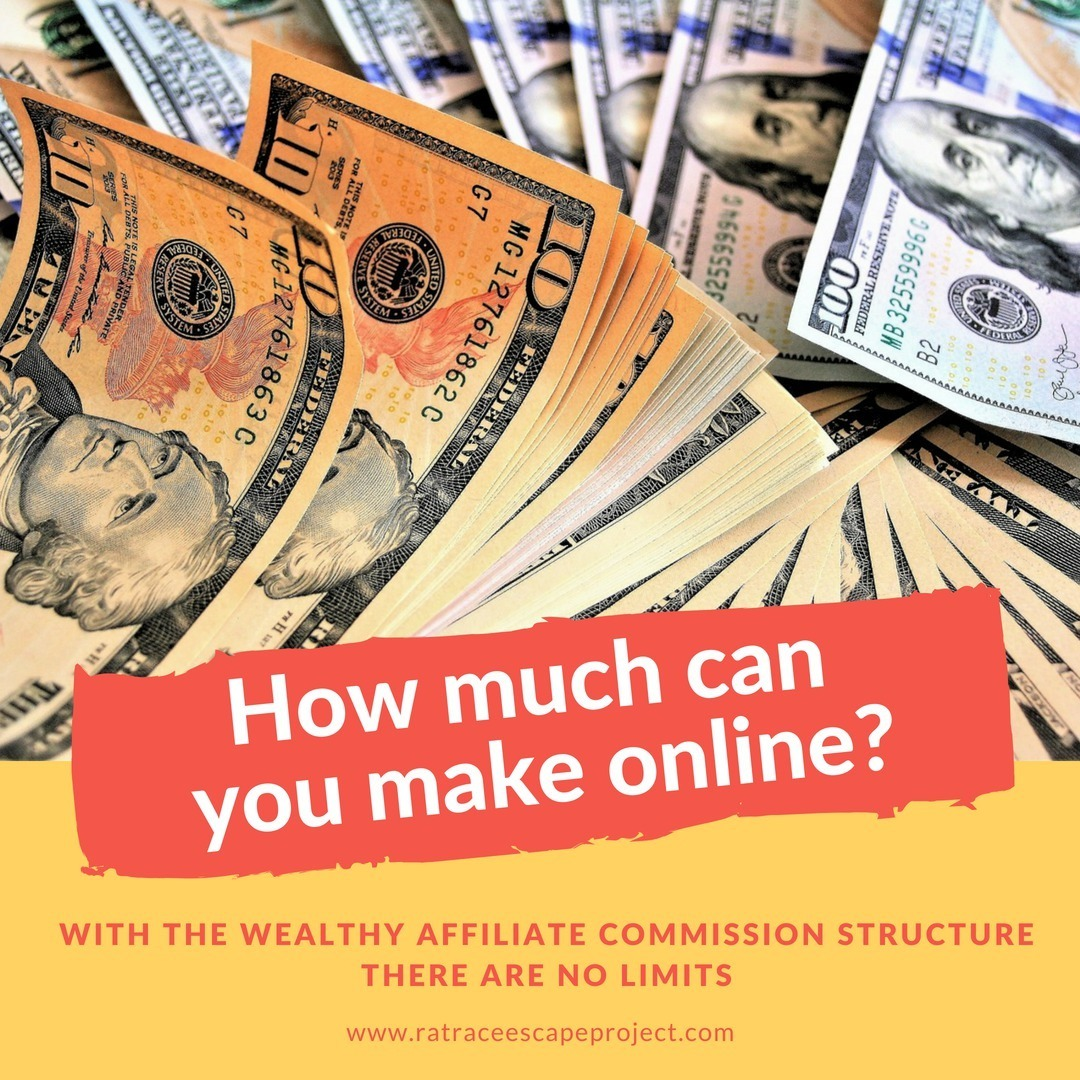 How much can you make online graphic