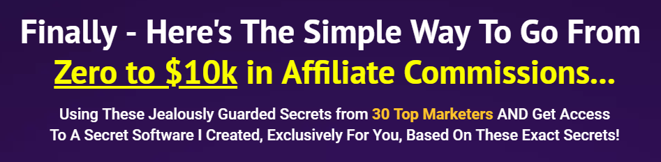 The Simple Way to $10K