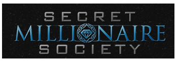 Secret Millionaire Society logo
