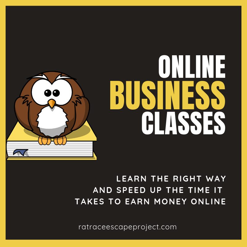 online business classes feature graphic