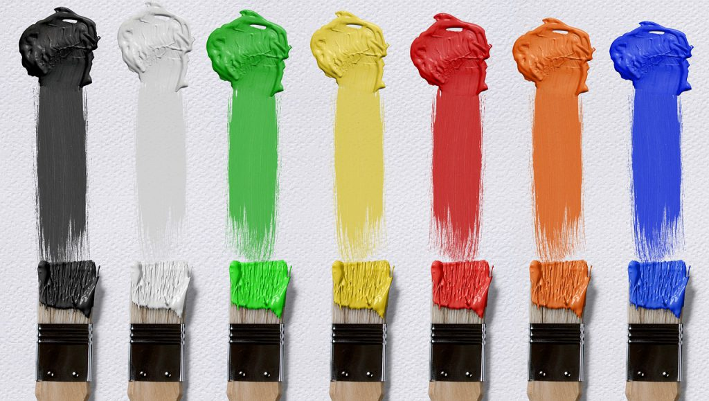 paint colours for walls