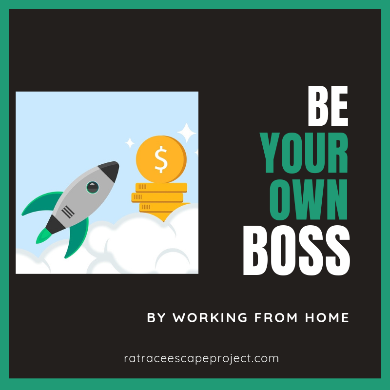 Be Your Own Boss Graphic