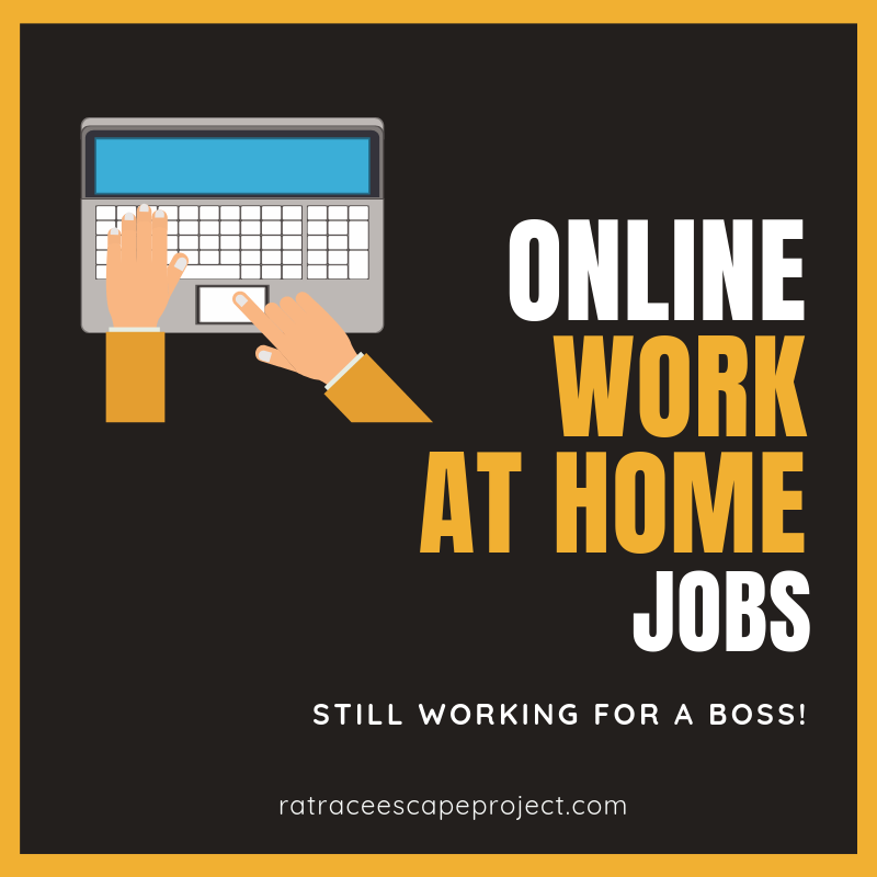 Awe Inspiring Online Work At Home Jobs Work For A Wage Or Build An Empire Beutiful Home Inspiration Aditmahrainfo